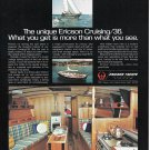 1977 Ericson Cruising/ 36 Yacht Color Ad- Nice Photos