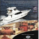 2006 Silverton 45 Convertible Yacht Color Ad- Nice Photos