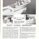 1966 Stamas Boats Inc Ad- Nice Photos V-26 Americana