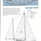 1966 Viktor Harasty 31' Auxiliary Ketch Review & Specs