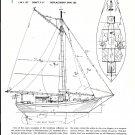 1966 John B Seward 26' Auxiliary Cutter Review & Specs