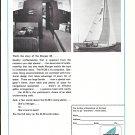 1970 Morgan 38 Yacht Ad- Nice Photo