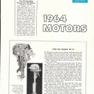 1964 Outboard Motors Reviews - Nice Photos 7 Models