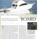 1998 Ocean 40 SS Yacht Review & Specs- Nice Photo