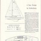 1959 Kettenburg K-47 Yacht Review & Specs
