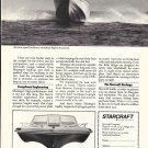1977 Starcraft Boats 2 Page Ad- Nice Photos of The Montego