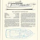 1977 Heritage Yacht West Indian 36 Review & Specs