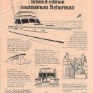 1977 Egg Harbor Boat Company Ad- The New Egg 40