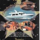 2001 Navigator 56' Classic Yacht Color Ad- Nice Photo