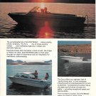 1977 Gulfstream Fury Boat Color Ad- Nice Photos