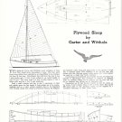Carter & Wittholz 30' Sloop Review