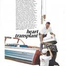 1970 Johnson Sea- Horse 85 HP Outboard Motor Color Ad-Nice Photo Thompson Boat