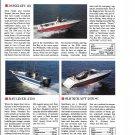 1988 Donzi ZFC 23-Bayliner 2110-Slickcraft 268 SC New Boats Ad-Specs-Nice Photos