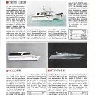 1988 Cheoy Lee 55-Ocean 53-Hyundai 43 New Boats Ad-Specs-Photos