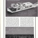 1969 Cargile 57' Houseboat Review- Specs- Nice Photo