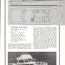 1969 Revel Craft 36' Adventurer Boat Review & Specs- Nice Photo- Hot Girls