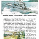 1975 Pacemaker 48' Fisherman Yacht Color Ad- Nice Photos