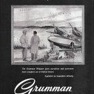 1943 Grumman Aircraft Engineering Corp Ad-Nice Drawing Widgeon