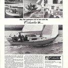 1967 Columbia 34 Yacht Ad- Nice Photos