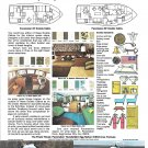 1971 Pacemaker Yachts Color Ad- Nice Photos of 33' & 38' Models