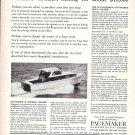 1962 Pacemaker 30' Express Cruiser Yacht Ad- Photo