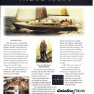 1999 Catalina 380 Yacht Color Ad- Nice Photo