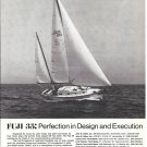 1974 Fuji 35 Yacht Ad- Nice Photo