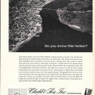 1969 Chubb Insurance Ad- Great Photo of Newburyport, Massachusetts