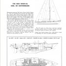1971 Irwin 43 Keel Or Centerboard Yacht Review & Specs-Drawing
