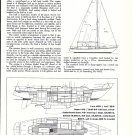 1973 Irwin 45 Yacht Review & Specs- Drawings