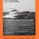 1973 American Marine LTD Ad- Nice Photo of Laguna 10 Metre Yacht