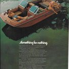 1973 Silverline Boats Color Ad- Nice Photo