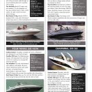 2005 Starcraft-Mariah- Four Winns-Chaparral New Boats Ad-Specs & Photo