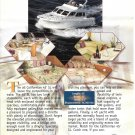 2000 Californian 45 Sunlounge Yacht Color Ad- Nice Photos