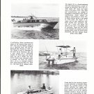1972 Slickcraft- Chrysler 15- Apoll0 32 New Boats Ad- Photos