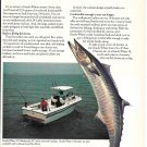1982 Grady- White 241 Weekender Boat Color Ad- Nice Photo