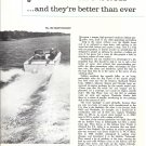 1972 Jet Boats Are Back Article & Photo