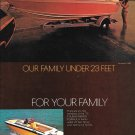 1973 Thunderbird Boats Color Ad- Nice Photo Formula F-180-Hot Girl