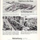 1971 Kettenburg Boats Ad- Nice Photo of West Coast Facility
