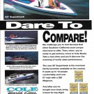 1992 Cole World Class Performance Boats Color Ad- Nice Photos of 4 Models