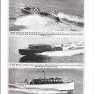 1929 Dodge- Robinson- Huckins New Boats Ad- Nice Photos
