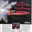 1987 Fountain Powerboats Color Ad- Great photo