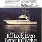 1987 Phoenix 38 Yacht Color Ad- Nice Photo