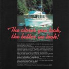 1983 Grand Banks 42 Yacht Color Ad- Nice Photo