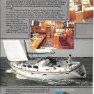 1984 Cal 44 Yacht Color Ad- Nice Photos