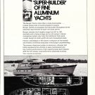1975 Burger Yacht Ad- Photo