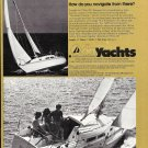 1975 O'Day 27 II Yacht Ad- Nice Photos