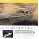2002 Pursuit 3070 Center Console Boat Color Ad- Nice Photo