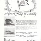 1945 WW II Dooley's Basin Ad- Photo of 110' Subchaser