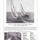 1965 Islander 32 Yacht Ad- Nice Photo